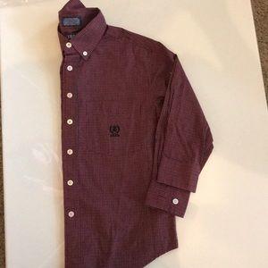 Boy's dress button down shirt